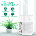 GBlife Table Portable HEPA Filter Air Purifier Cleaner Remove Odor Mold Smoke