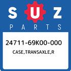 24711-69K00-000 Suzuki Case,transaxle,r 2471169K00000, New Genuine OEM Part
