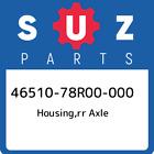 46510-78R00-000 Suzuki Housing,rr axle 4651078R00000, New Genuine OEM Part