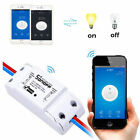 Sonoff Wireless Remote WiFi Smart Switch Module Home ABS Socket For Phone APP