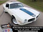 1971 Pontiac Trans Am -- 1971 Pontiac Trans Am  10016 Miles Cameo White Coupe 455 HO V8 4 Speed Manual