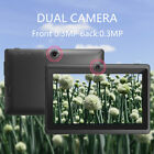 PC Tablet 7'' HD WiFi Quad Core Android 8GB 1080P GPS Dual Camera Phablet Gift