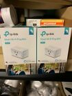 TP-Link Smart WiFi Plug Mini 2-Pack HS105 2PC Works w/ Alexa Google Smart Home