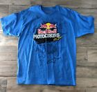 AlpineStars Redbull Motocross Blue TShirt XL