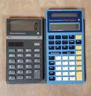 Lot Of 2 Texas Instruments Math Calculators
