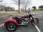 2016 Harley-Davidson Freewheeler Trike  2016 Harley-Davidson Freewheeler Trike – FLRT - 1,866 Miles  - Velocity Red Sung