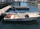 1999 14' McKee Craft - Like Boston Whaler - Boat Motor and Trailer