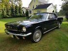 1966 Ford Mustang Convertible 1966 ford mustang coupe