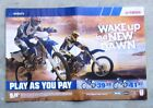 YAMAHA WR250F WR450F WR 2007 Motorcycle Magazine Page Sales Advertisement Poster