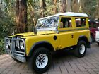 """1977 Land Rover Defender Series 3 Land Rover Series 3 88"""" SWB Great Condition Rare Numbered Truck Not A Defender"""