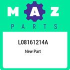 L081-61-214A Mazda Hose no4water L08161214A, New Genuine OEM Part
