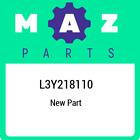 L3Y2-18-110 Mazda Spark plug L3Y218110, New Genuine OEM Part