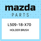 L509-18-X70 Mazda Holder brush L50918X70, New Genuine OEM Part
