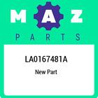 LA01-67-481A Mazda Tank wiper washer LA0167481A, New Genuine OEM Part