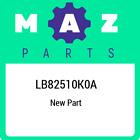 LB82-51-0K0A Mazda Unitrhead lam LB82510K0A, New Genuine OEM Part
