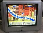 """RCA 14F512T 14"""" TruFlat Screen CRT TV No Remote Vintage Retro Video Game *Tested"""