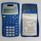 TEXAS INSTRUMENTS TI-34II Calculator with hard cover