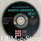 2009 2010 Toyota Corolla Matrix RAV4 Navigation OEM DVD Map U80 U.S Canada