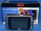 "3.5"" RCA Digtial Television with Embedded Digital Antenna - DHT2365A"