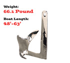 Sea-Hook II Claw Anchor, Cast 316 Stainless Steel, 66lbs by Sea-Dog (318630)