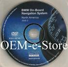 2005 2006 2007 BMW 7-Series 750i 750Li 760i 760Li Navigation DVD Map U.S Canada