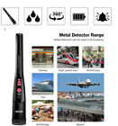 Portable Pinpointer Metal Detector Gold Digger High Accuracy Waterproof with LED