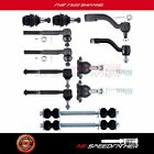 For Chevrolet GMC K1500 K2500 CADillac 12 New Suspension Pitman Arm Ball Joint