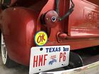OK USED CARS License Plate Topper Chevy GM Bomb Truck Lowrider 1939 1948 1950 51
