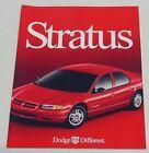 Mopar 2001 Dodge Stratus Dealer Brochure 01