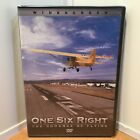 New: One Six Right: The Romance Of Flying DVD / SEALED