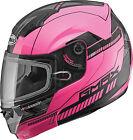 GMAX MD04 Multi Color Modular Snow Helmet G2041404 TC-14 Sm Hi-Vis Pink/Black