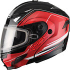 GMAX GM54 Terrain Snow Helmet G2546203 XS Black/Red