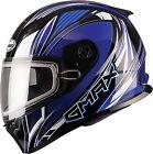 GMAX FF49 Sektor Snow Helmet G2491213 XS Blue/White/Black