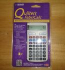 Calculated Industries Quilter's FabriCalc Calculator Model 8400 8400C-E-C *NEW*