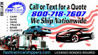 Car Shipping Door to Door Service FL GA TN NC SC PA NY NJ MI Get a  Free Quote