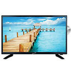 """Supersonic 24"""" Widescreen LED HDTV W/ DVD Player 12 Volt AC / DC, SC-2412 NEW"""