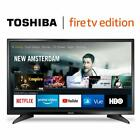 Toshiba 32-inch 720p HD Smart LED TV - Fire TV Edition  Alexa Installed