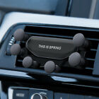 Gravity Car Air Vent Mount -Gravity Phone Holder Stand For Mobile Cell Phone GPS