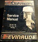 1988 OMC JOHNSON EVINRUDE 88 THRU 110, 150 THRU 175 SERVICE MANUAL 507663 (802)