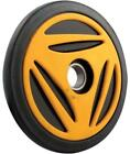 "Kimpex Colored Idler Wheel Yellow - 180mm x 1"" - 04-0180-28 4702-0145"