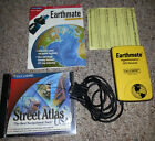 DeLorme Earthmate Hyperformance GPS Receiver, Serial RS232 + Street Atlas USA