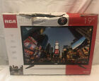 19 Inch Class HD 720P LED TV Programmable Channel 170 Degrees Viewable BOX DAMAG