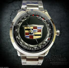 New Hot !!! 2014 Cadillac Escalade Front Grille Emblem by Cadillac Watches