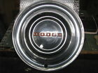 one 1953 DODGE WHEEL COVER