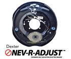 """2 12"""" Dexter 7000 Never-Adjust Nev-R-Adjust Electric Trailer Brake Backing Plate"""