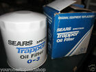Sears Spectrum Trapper Replacement Oil Filter 0-3 28 45173