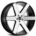 """24"""" Strada Dolce Chrome Wheels rims&Tires fit 300 Charger Escalade Tahoe F150"""