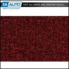 for 1985-92 Chevy Camaro Cutpile 825-Maroon Cargo Area Carpet Molded