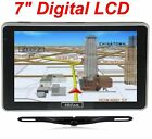 "7"" GPS Navigation + wireless backup camera Bluetooth Night Vision Brand New NR"