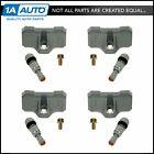 Tire Pressure Sensor Monitor SET of 4 TPMS Kit For Nissan Sentra Maxima Infiniti